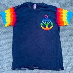 Medium tye dye shirt